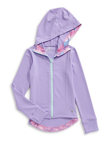 Jill Yoga Hooded Yoga Jacket-PURPLE-Large 89078679_PURPLE_Large