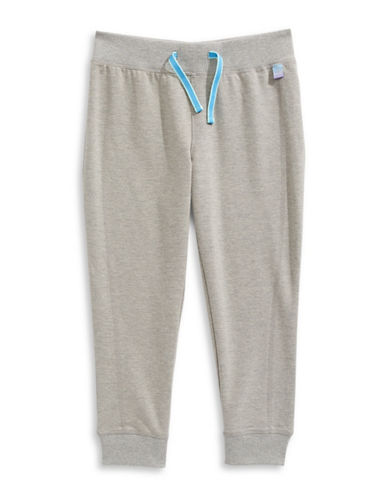 Jill Yoga Fleece Jogger Pants-GREY-Large 89026085_GREY_Large