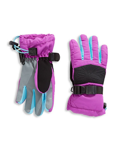 Winterproof Winterproof Ski Gloves-PURPLE-4-5