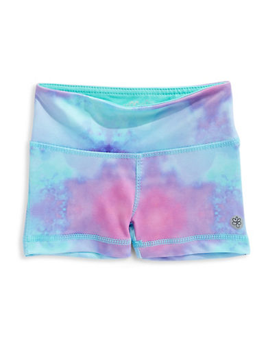 Jill Yoga Kaleidoscope Yoga Shorts 89973896