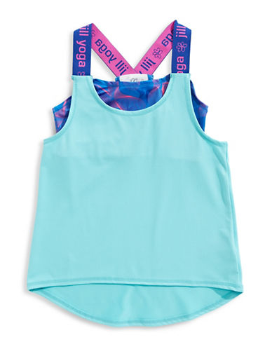 Jill Yoga 2-in-1 Racerback Tank Top-BLUE-Medium 89789734_BLUE_Medium