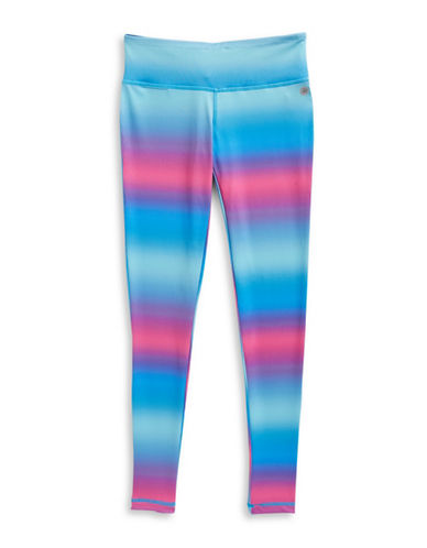Jill Yoga Ombre Yoga Leggings-ASSORTED-Small
