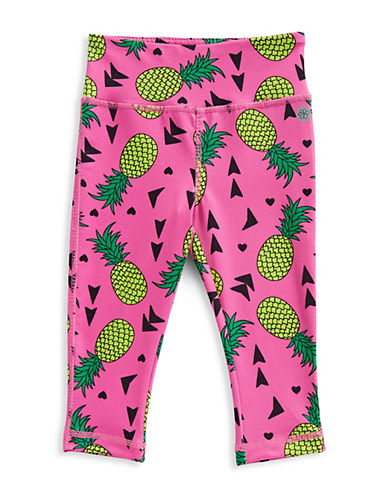 Jill Yoga Printed Novelty Leggings-PINK-12-18 Months 89930558_PINK_12-18 Months
