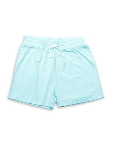 Preview Dolphin Drawstring Shorts-BLUE-12
