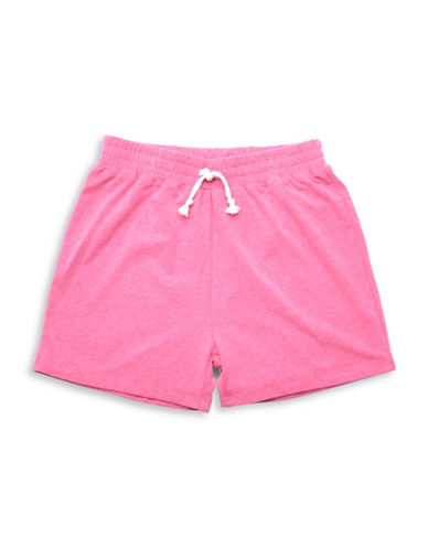 Preview Dolphin Drawstring Shorts-FUCHSIA-10