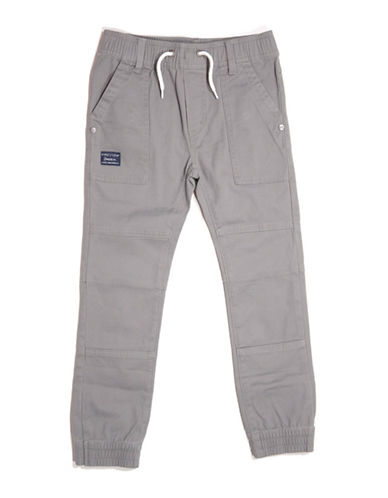 Preview Twill Joggers-GREY-6