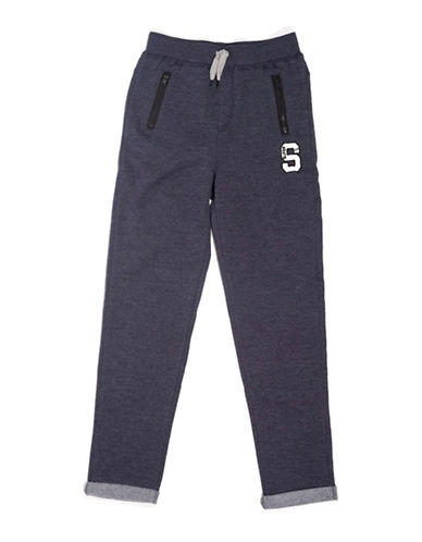 Preview Fleece Pants-BLACK-X-Large 89277732_BLACK_X-Large
