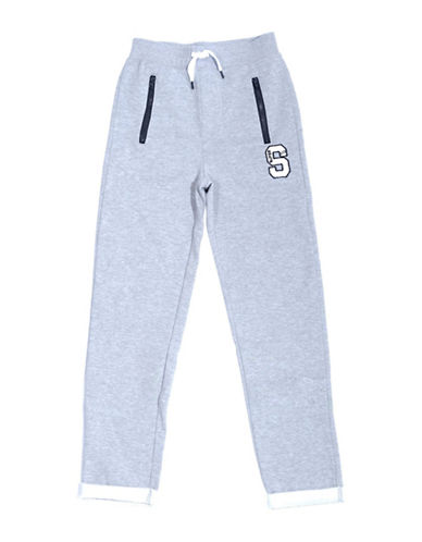 Preview Fleece Pants-GREY-Small