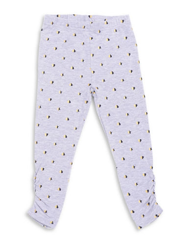 Preview Glitter Leggings-GREY-3T