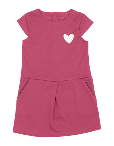 Preview Piped Heart Dress-PINK-7