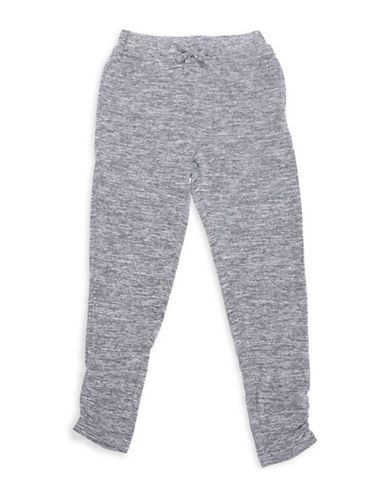 Preview Mix Slouchy Pants-GREY-8