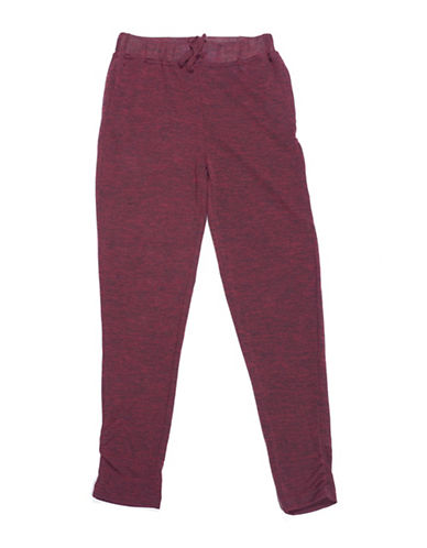 Preview Mix Slouchy Pants-RED-8