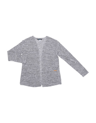 Preview Open Cardigan-GREY-8