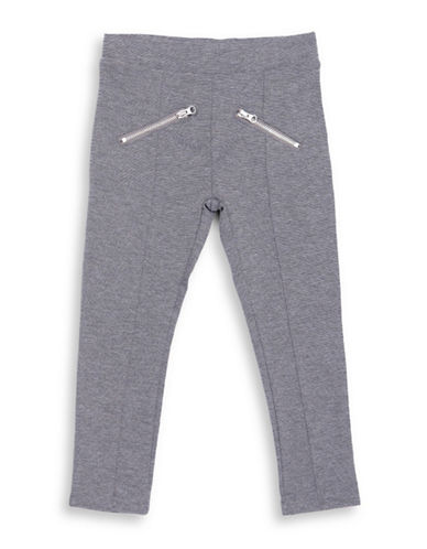 Preview Zip Leggings-GREY-6