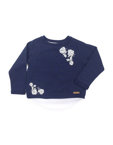 Preview French Terry Fooler Top-BLUE-3T