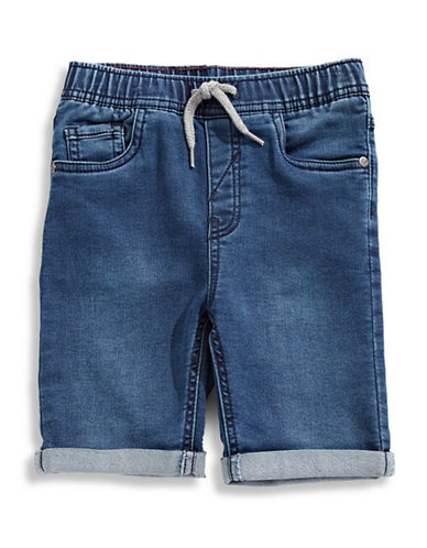 Preview Jog Jean Shorts-BLUE-X-Large 89783868_BLUE_X-Large