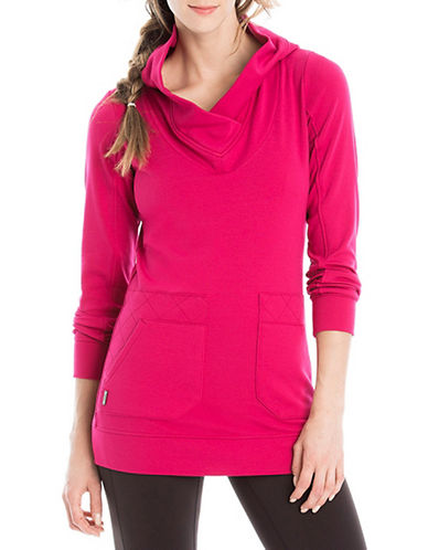 Lole Call You Yoga Tunic-PINK-Small 87911819_PINK_Small