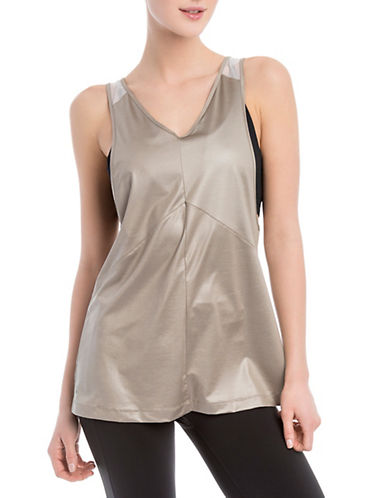 Lole Flared Active Tank Top-GOLD-Small 88294644_GOLD_Small