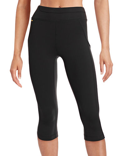 Lole Livy Capri Leggings-BLACK-X-Large