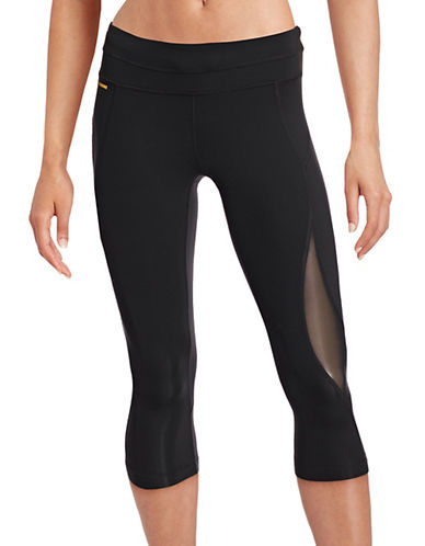 Lole Run Capri Leggings-BLACK-Medium