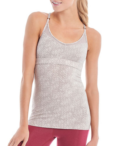 Lole Raine Organic Cotton Blend Tank-BEIGE-Small 88595466_BEIGE_Small