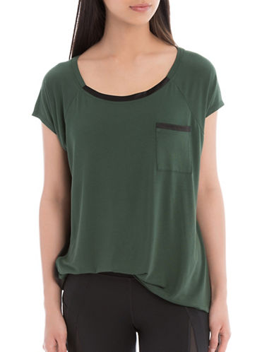 Lole Aidan Short Sleeve Top-GREEN-Small 88595496_GREEN_Small