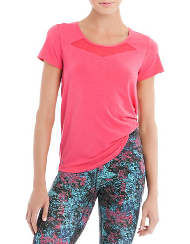 Lole Kesha Printed T-Shirt-PINK-X-Small 88505415_PINK_X-Small