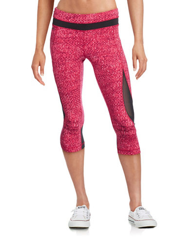 Lole Run Capri Leggings-RED-Medium 88505487_RED_Medium