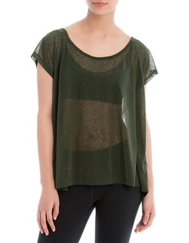 Lole Beth Tee-GREEN-Medium