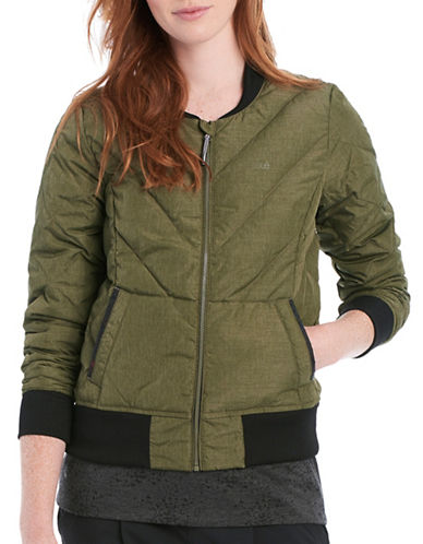 Lole Livia Quilted Jacket-GREEN-Large 88595578_GREEN_Large