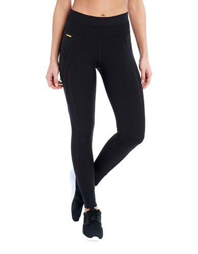 Lole Burst Ankle Mesh Leggings with UPF Protection-BLACK-Small 89113324_BLACK_Small