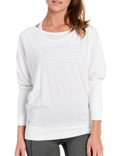 Lole Elisia Dolman Sleeve Top-WHITE-Medium 89113340_WHITE_Medium