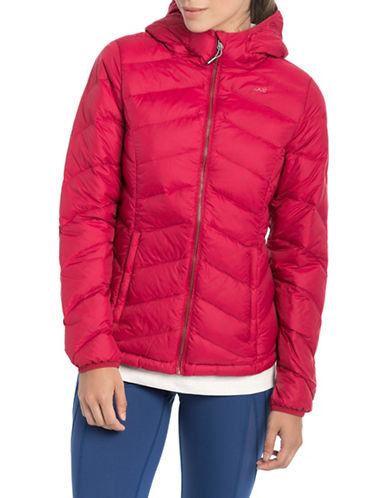 Lole Emeline Down-Filled Hooded Jacket-RED-Small 88595586_RED_Small
