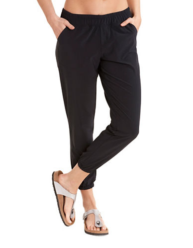 Lole Four-Way Stretch Olivie Athletic Pants-BLACK-X-Large 89113362_BLACK_X-Large