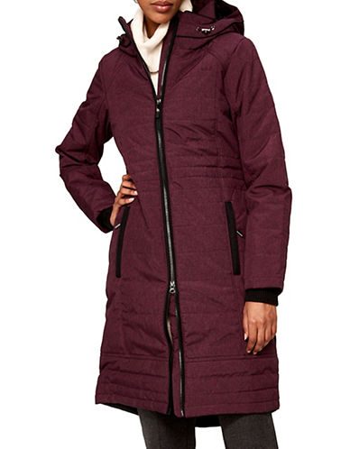 Lole Emalin Quilted Jacket-PURPLE-Medium