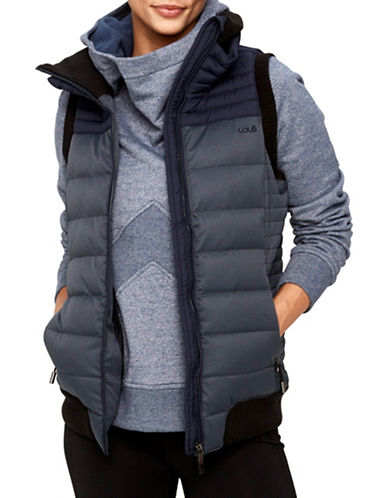 Lole Brooklyn Vest-BLUE-Large