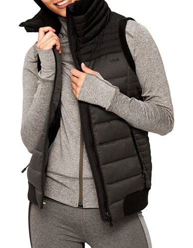 Lole Brooklyn Vest-BLACK-Small