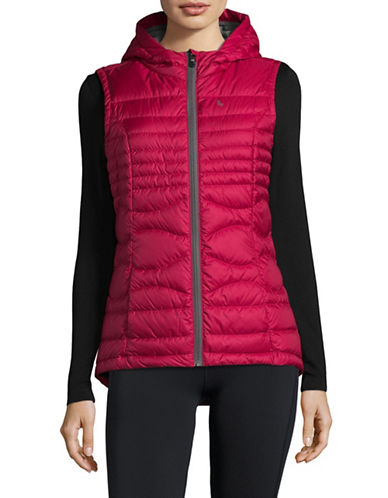 Lole Rose Down-Filled Vest-PINK-X-Small