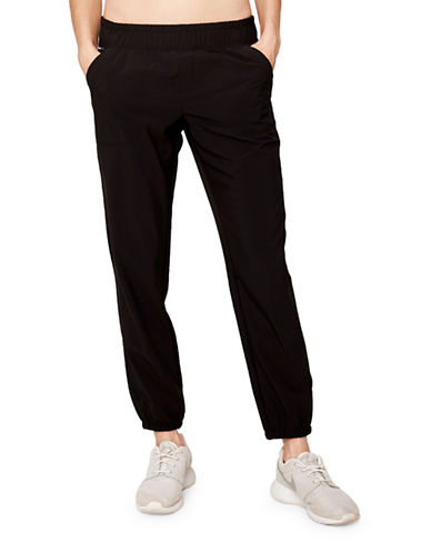 Lole Olivie Jogger Pants-BLACK-Medium 89403889_BLACK_Medium