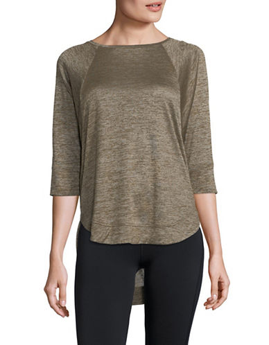 Lole Hester Hi-Lo Top-GREEN-Large 89522057_GREEN_Large