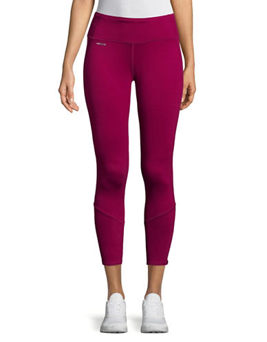 Lole Eliana Cropped Leggings-DARK BERRY-X-Small