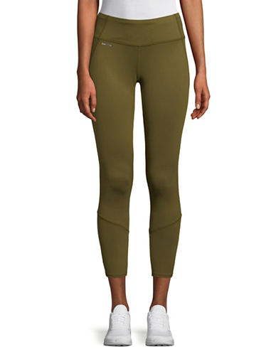 Lole Eliana Cropped Leggings-MONT ROYAL-X-Small