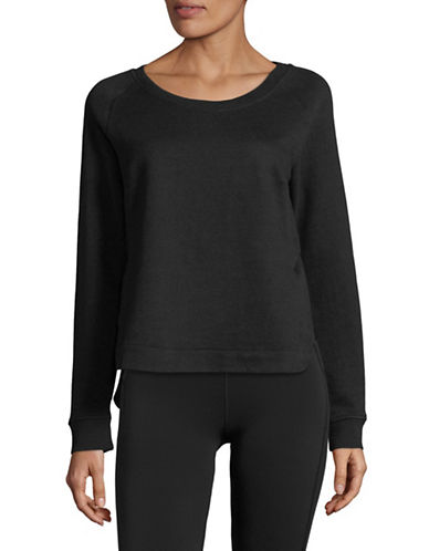 Lole Saya Long-Sleeve Top-BLACK-Medium