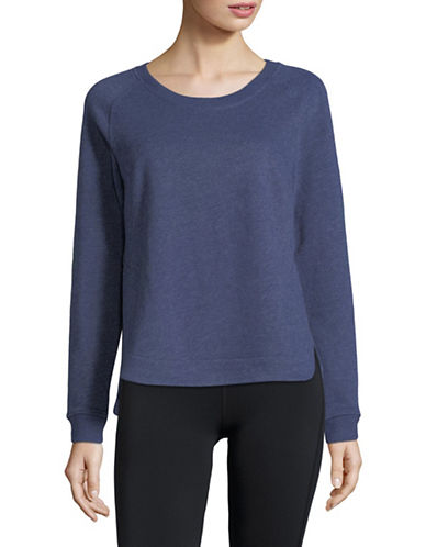 Lole Saya Long-Sleeve Top-BLUE-Small