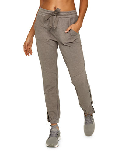 Lole Relax Fit Jogger Pants-GREY-X-Large