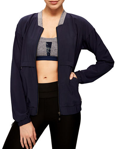 Lole Lightweight Relax-Fit Jacket-BLUE-Small 89730260_BLUE_Small