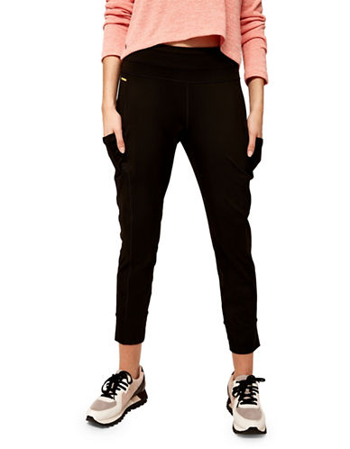 Lole Sojourn Jogger Pants-BLACK-Large