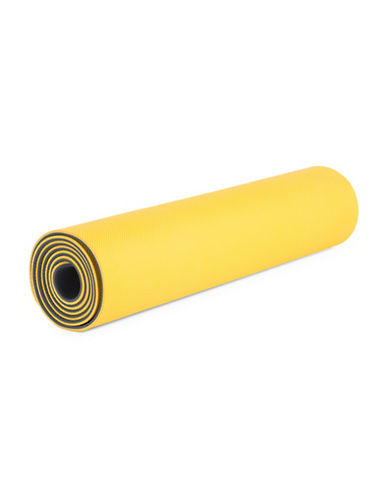 Lole I Glow Yoga Mat-YELLOW-One Size
