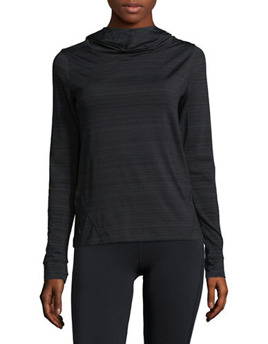 Lole Hunter Long-Sleeve Hoodie-BLACK-X-Small