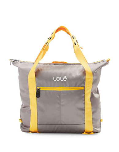 Lole Lily Packable Tote-GREY-One Size
